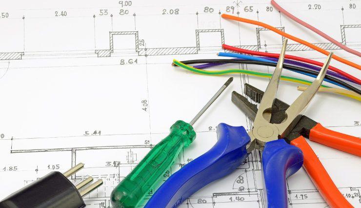 Consulter et modifier des plans électriques