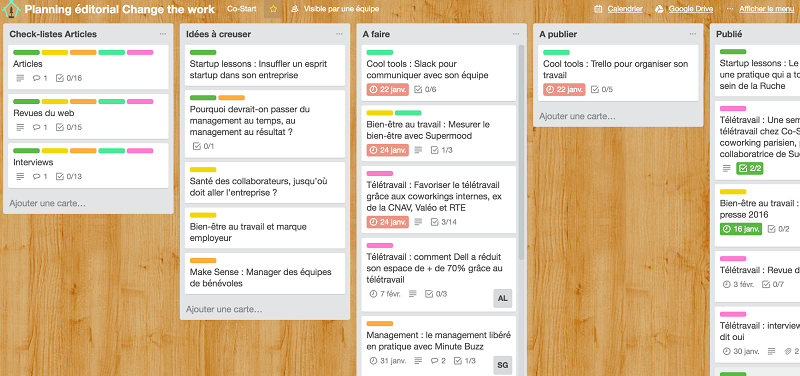 Exemple collaboratif trello