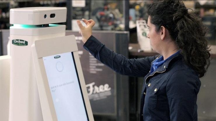 Orchard Supply : un robot multilingue pour accueillir les clients